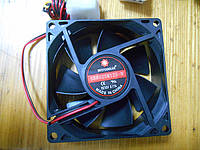 Вентилятор для корпуса 80 мм