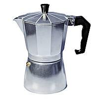 Кофеварка гейзерная Con Brio CB-6106 (300мл) (на 6 чашек)