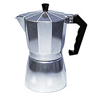 Кофеварка гейзерная Con Brio CB-6109 (450мл) (на 9 чашки)