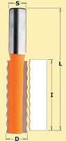 Фрезы CMT для сращивания склейки искусственного камня D15,87-l51,5-L89-R4,36-d12, фото 1