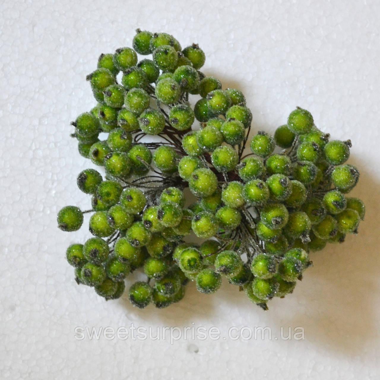 Калина в сахаре (зеленый)