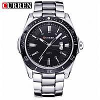 Стильные и практичные Часы Curren. Оригинальный изайн. Хорошее качество. Досткпная цена. Купить. Код: КДН572, фото 1