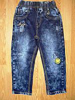 Джинсовые брюки для мальчиков Seagull оптом, 6-36 рр, фото 1