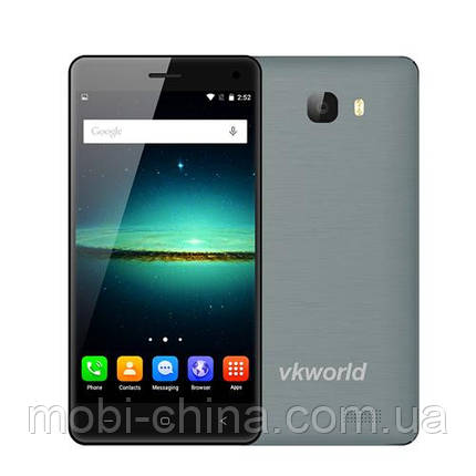 Смартфон VKworld T5 SE 8GB Grey, фото 2