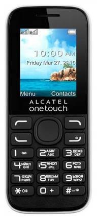 Мобильный телефон  Alcatel 1052D Red, фото 2