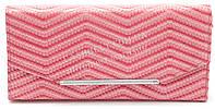 Женский  кошелек розового цвета FUERDANI art.890-2, фото 1