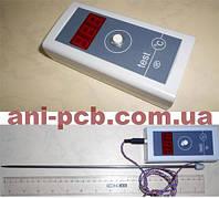 Термометр электронный Test (с иглой)
