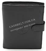 Супер стильный практичный кожаный мужской кошелек портмоне бумажник BENZER art.PP94490 черного цвета