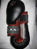 Боксерские перчатки JAB 12 унций (кожа)
