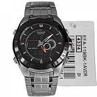 Часы Casio Edifice EFA119BK-1A, фото 1