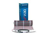 Электрический нагревательный мат Devimat 1,5м кв, 225Вт