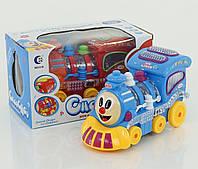Музыкальная игрушка Паровоз 618