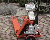 Рокла с весами с принтером самоклеющихся этикеток 4BDU2000P-В-П