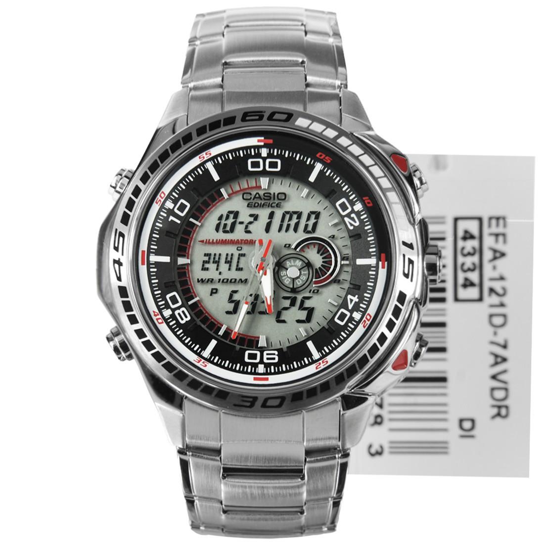 Часы CASIO Edifice EFA-121D-7