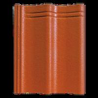 Черепица цементно-песчаная Standard Profil S красная