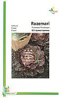 Семена Салата Роземари  (мелкая фасовка)               new!0,5гр