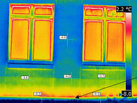 Экспертиза квартиры с помощью тепловизора