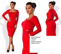 Платье стильное миди Адвокат ян