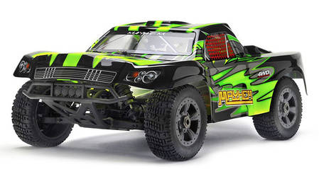 Шорт 1:8 Himoto Mayhem MegaE8SCL Brushless (зеленый), фото 2