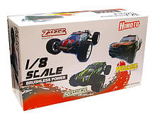 Шорт 1:8 Himoto Mayhem MegaE8SCL Brushless (зеленый), фото 3
