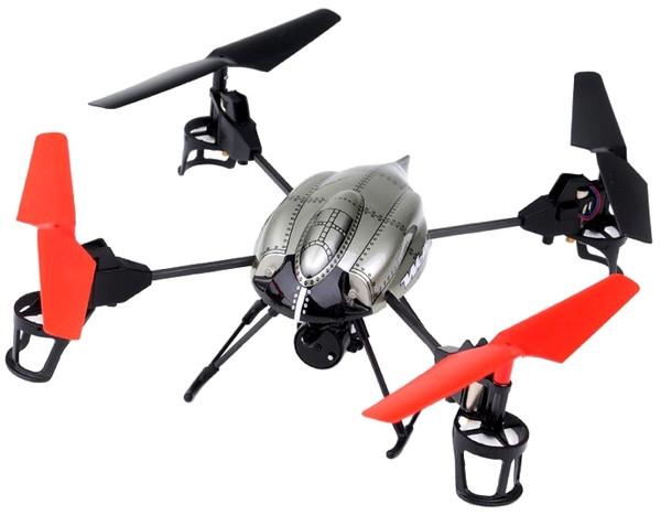 Квадрокоптер р/у 2.4Ghz WL Toys V979 Spray водяная пушка