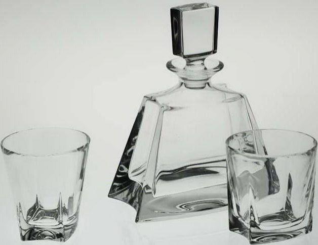 Набор для виски 7пр. Flat Богемия 99999/00000/483