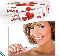 Зубная паста Еurofresh Love