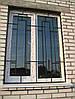 Решетки сварные на окна арт.рс 9