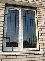 Решетки сварные на окна арт.рс 9, фото 1