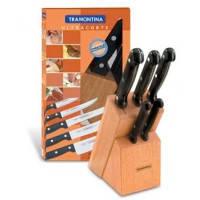 Набор ножей Tramontina 23899/054 качественный набор из подставкой 5 в 1