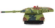 Танк р/у 1:36 HuanQi H500 Bluetooth с и/к пушкой для танкового боя, фото 3