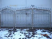 Кованые ворота арт.в 6, фото 1