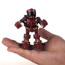 Робот на и/к управлении W101 Boxing Robot (красный), фото 3
