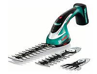 Ножницы аккумуляторные для травы и кустов Bosch ASB 10.8 Li