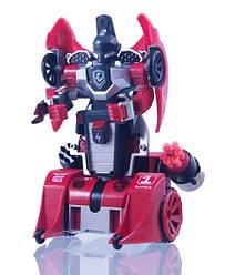 Трансформер на р/у LX9065 Knight (красный)