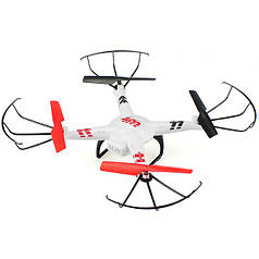 Квадрокоптер р/у 2.4Ghz WL Toys V686K Explore с камерой WiFi