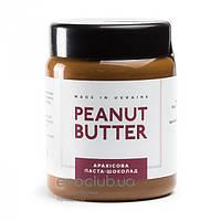 Паста арахисовая шоколад Peanut Butter 180г