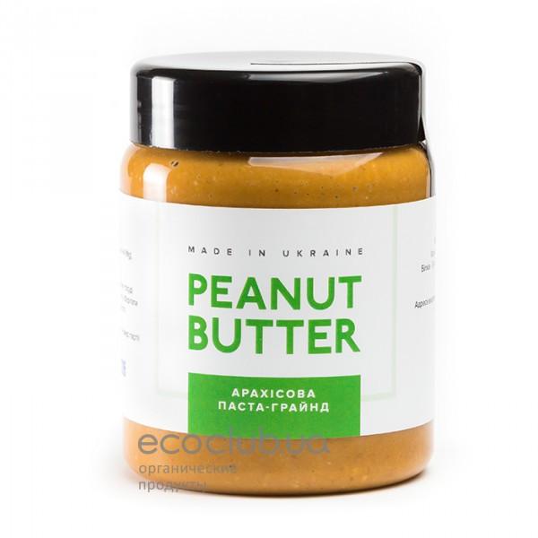 Паста арахисовая грайнд Peanut Butter 180г