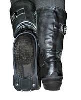Ледоходы (ледоступы) для обуви разные виды 4 шипа