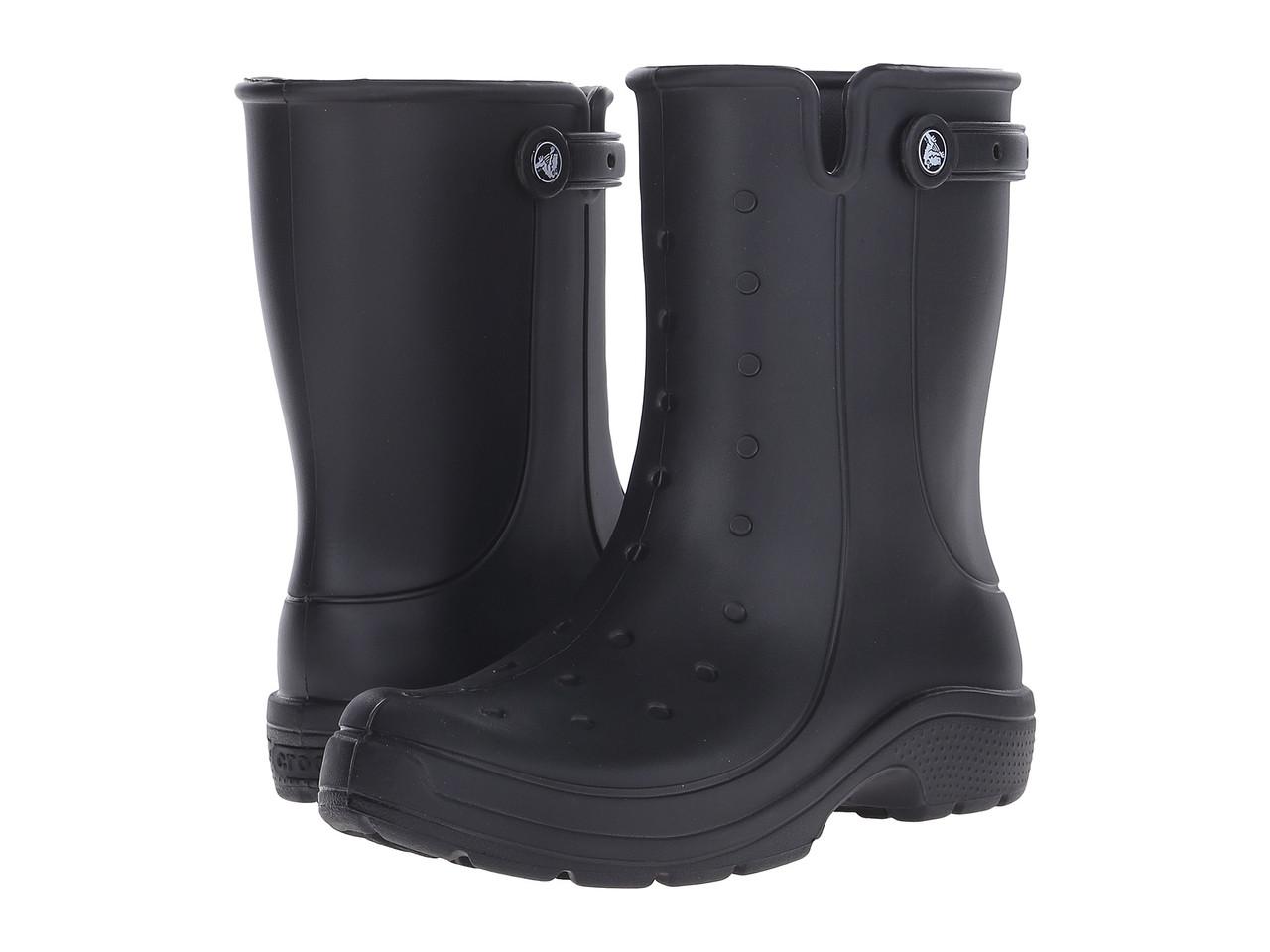 6029a44e5e03 Сапоги резиновые Crocs Reny II Boot. Продажа, цена в Киеве. сапоги мужские  от ...