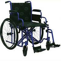 Усиленная инвалидная коляска OSD «Millenium Heavy duty» 60 cm