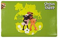 24573 Trixie Shaun & Bitzer коврик под миски, 44х28 см