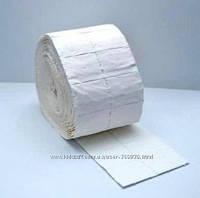 Безворсовые салфетки для маникюра . В рулоне 500 шт