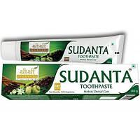 Паста зубная  Суданта, Шри Шри Аюрведа / Sudanta toothpaste, Sri Sri Ayurveda / 100 g