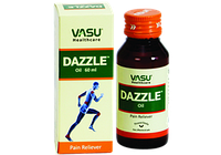 Даззл масло при болях в спине / Dazzle oil, Vasu / 60 мл