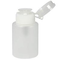 Помпа для жидкости с белой крышкой 150мл