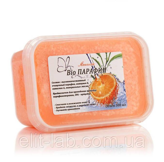 Купити парафін.Біо парафін - апельсин . Косметичний парафін,500 мл