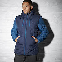 Мужская спортивная куртка Reebok Padded MID (Артикул: AY1251)