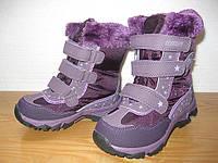 Ботинки для девочки СД200(30,35р)
