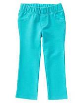 Штаны трикотажные для девочек 3, 4, 5 лет Crazy8 (СШA)